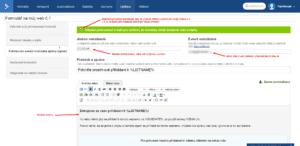 Activecampaign - Formulář - Potvrzovací email