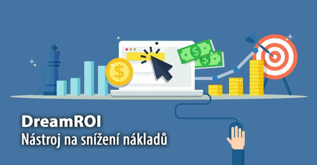 facebook banner dreamroi v DreamROI: Nástroj na snížení nákladů