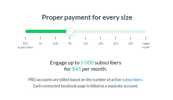 Cena za uživatele pro verzi PRO