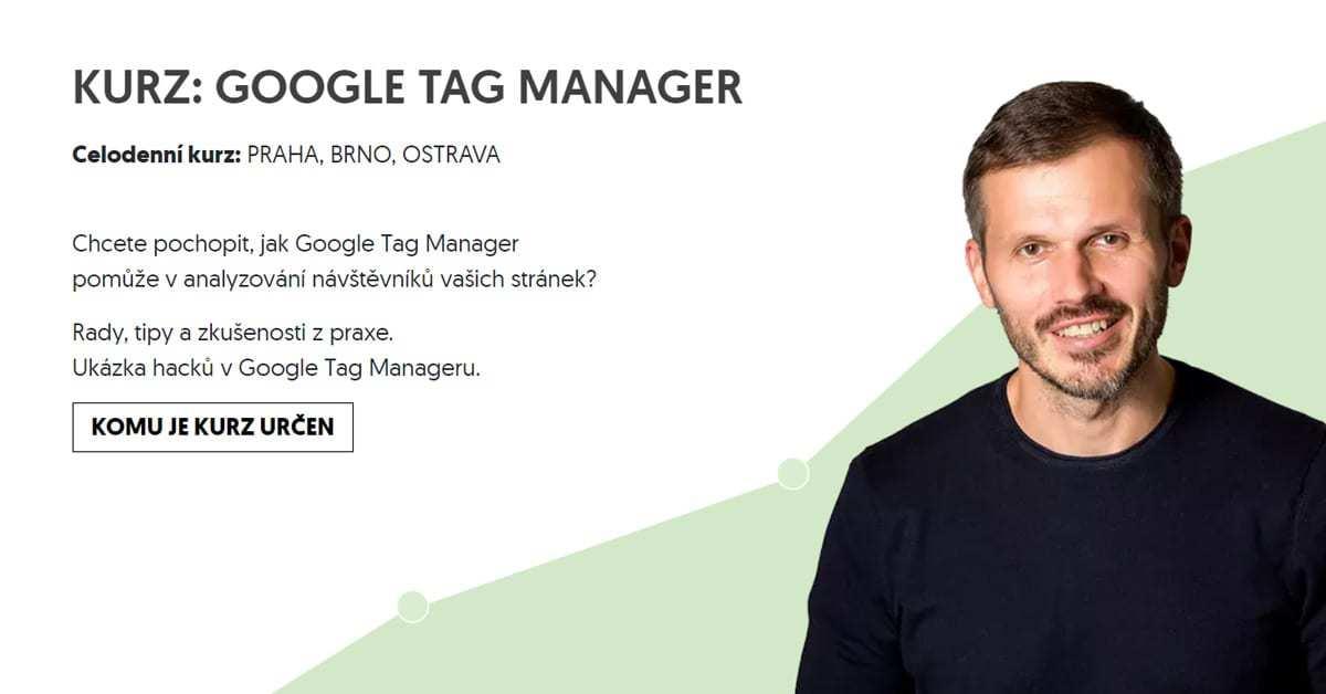 Kurz Google Tag Manager